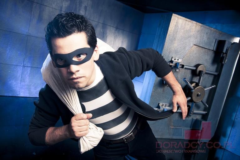Atak hakerski na bank