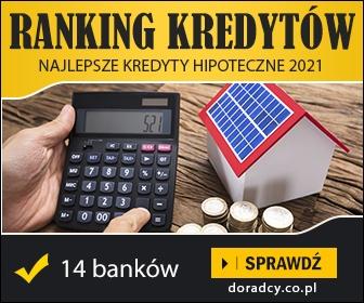 Ranking kredytów hipotecznych 2021